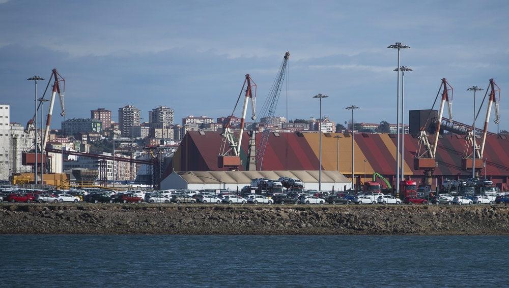 Puerto de Santander, uno de los afectador por la huelga de estibadores