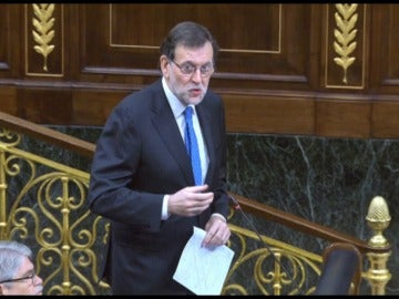 """Frame 4.359685 de: Mariano Rajoy: """"Ya estamos cumpliendo una parte importante del acuerdo que firmamos"""""""