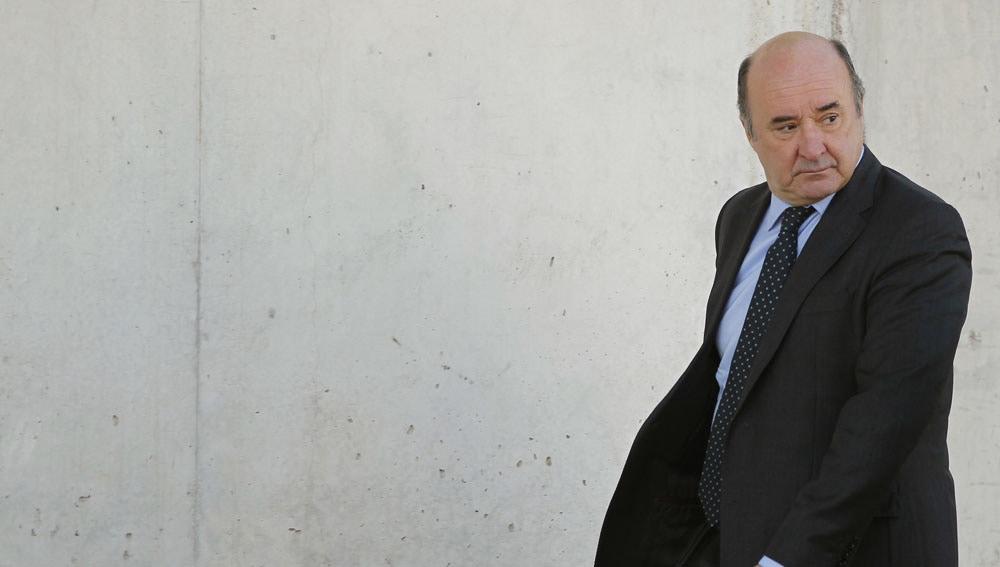 El exgerente del PP de Madrid, Beltrán Gutiérrez