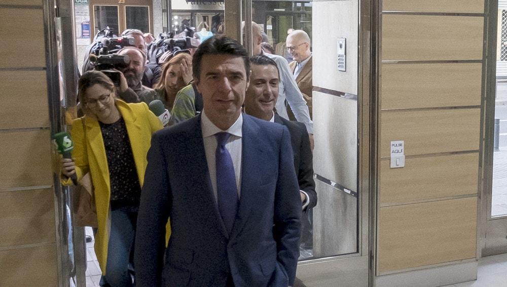 El exministro de Industria, José Manuel Soria