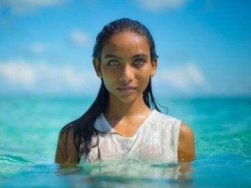 Raudha Athif en las Maldivas