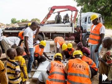 electricidad en África