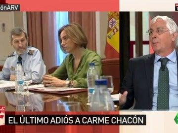 """Frame 17.902503 de: Barreda: """"En el Congreso entre Chacón y Rubalcaba ganó lo viejo; fue un error colectivo del PSOE"""""""