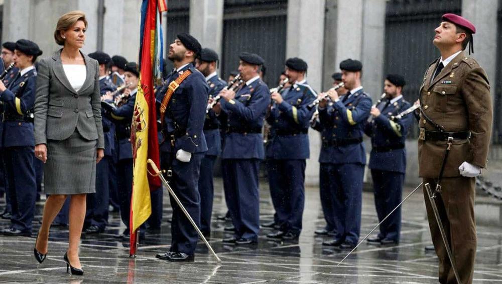 Imagen de archivo de María Dolores de Cospedal