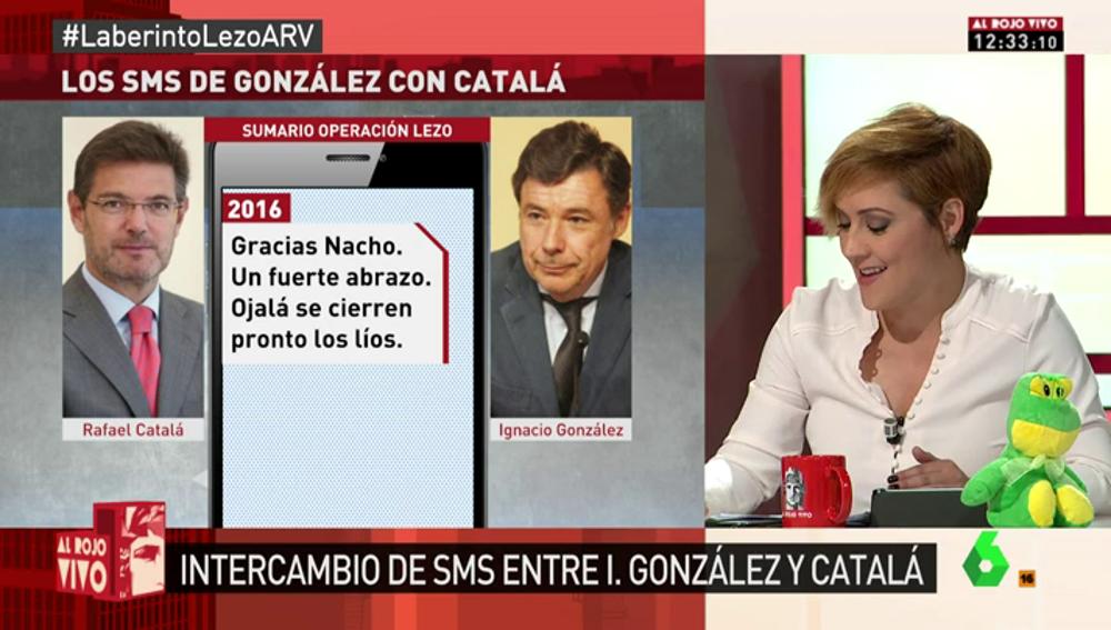 Mensaje de Catalá y González