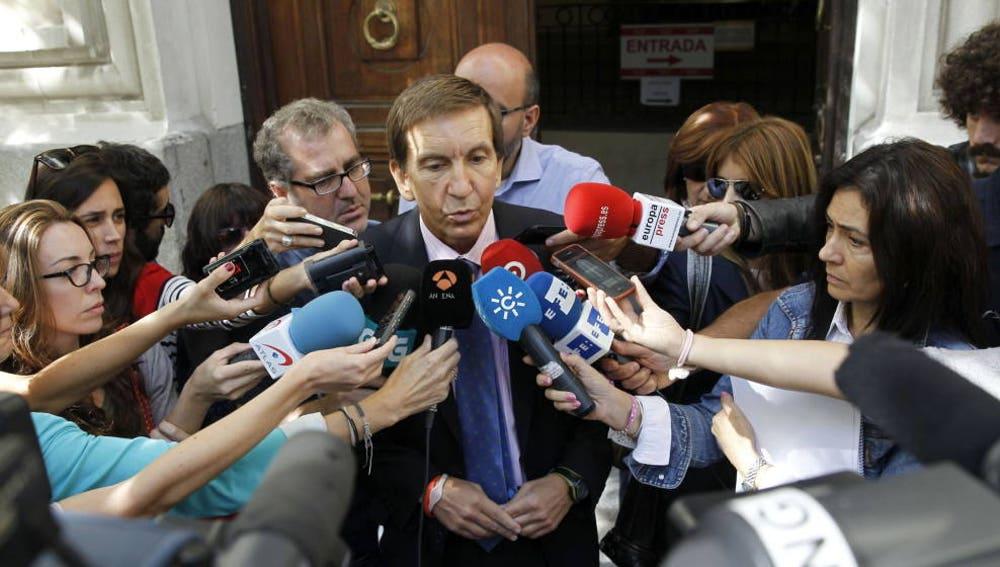 El fiscal jefe de Anticorrupción, Manuel Moix