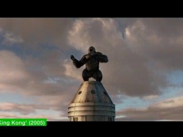 Frame 4.361481 de: Los 86 años de cine del Empire State Building: una estrella con los pies en la tierra