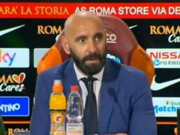 Monchi anuncia retirada Totti
