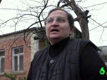 La madre del presunto jefe de la mafia georgiana en España