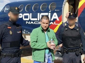 Fotografía facilitada por el Ministerio del Interior del etarra Antonio Troitiño