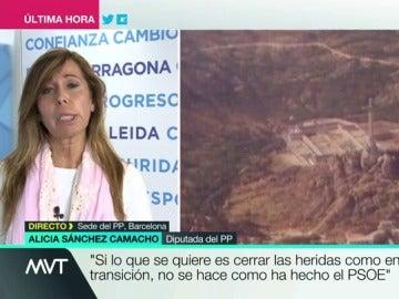 Alicia Sánchez-Camacho en MVT