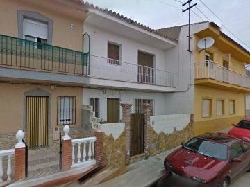 Calle Menéndez Pelayo en Atarfe