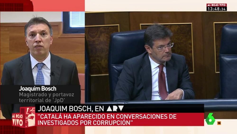 Joaquim Bosch, en Al Rojo Vivo