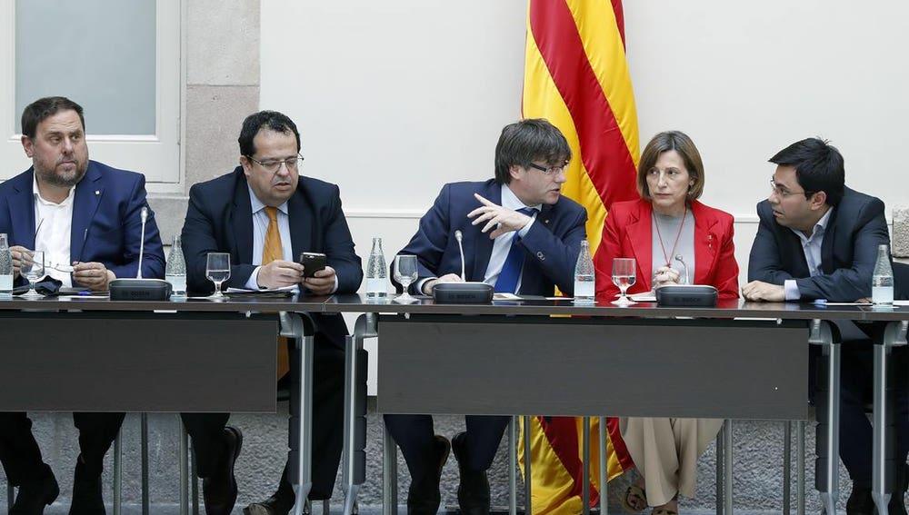 Mesa del Pacto por el Referéndum