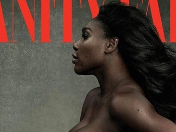 Serena Williams en la portada de Vanity Fair