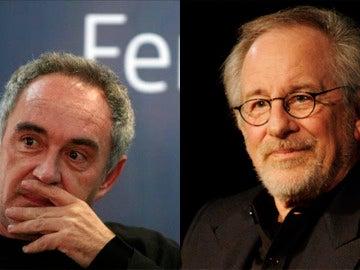 Ferrán Adrià y Steven Spielberg también fueron becarios