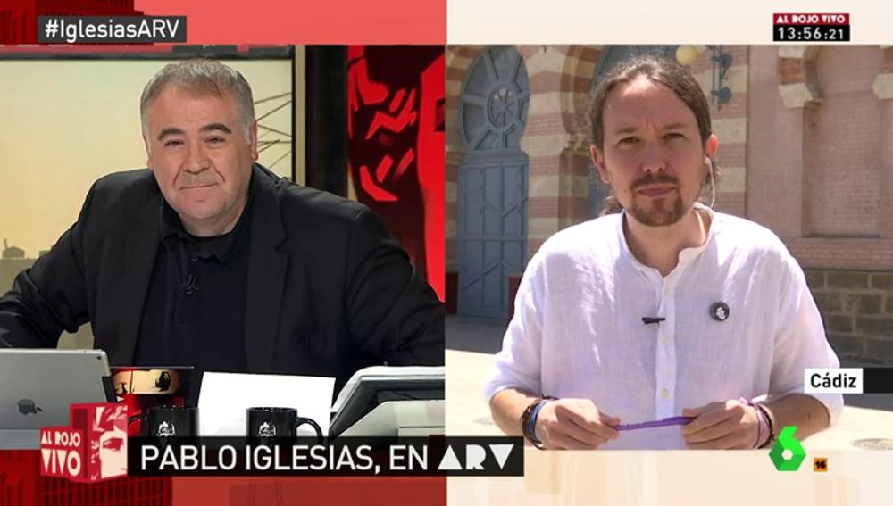 Pablo Iglesias ARV