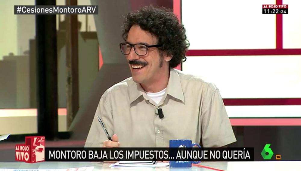 Dario Adanti en ARV