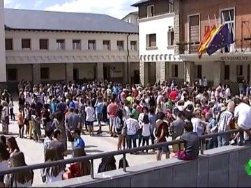 Muere una niña de ocho años tras sufrir una paliza en su casa de Huesca