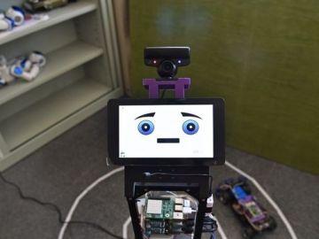Diseñan un robot que detecta emociones al interactuar con personas