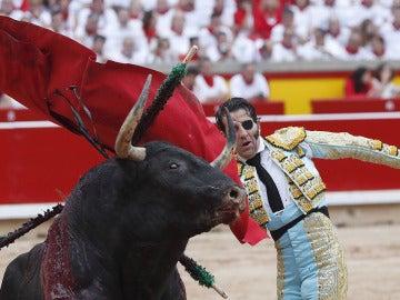El diestro Juan José Padilla