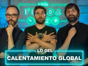 Lo del Floox Show - Lo del Calentamiento Global - Gonzo