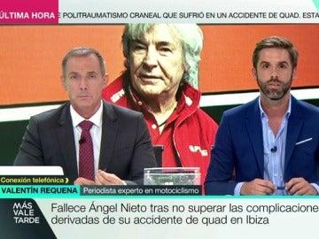 Valentín Requena, periodista