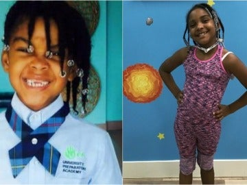 La familia de la pequeña Ki'ari intenta recaudar fondos para su funeral