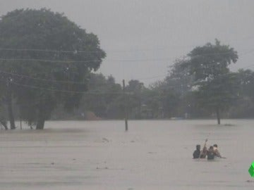 69 turistas españoles atrapados en Nepal por las inundaciones que han causado 34 muertos