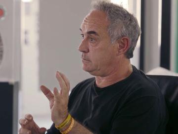 Ferran Adrià, en El Comidista TV