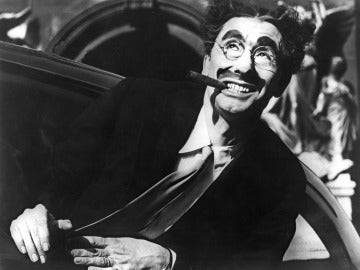 Se cumple 40 años de la muerte de Groucho Marx, una de las grandes figuras de la comedia del siglo XX