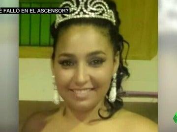 Rocío, la mujer que murió en el ascensor de un hospital tras dar a luz