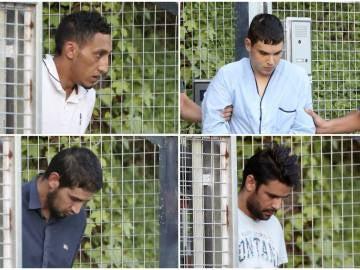 Los cuatro detenidos en los atentados de Cataluña declaran en la Audiencia Nacional