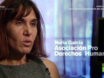"""Nuria, sobre las novatadas: """"Si estas acciones las cometieran las autoridades sí se hablaría de torturas"""""""