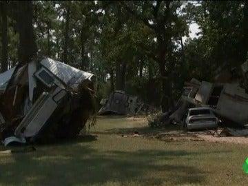 EEUU asegura que los indocumentados no serán arrestados si solicitan ayudas tras el huracán Harvey
