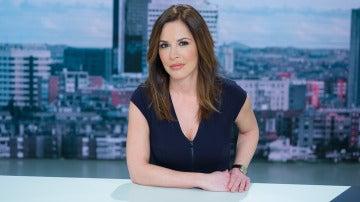 Mamen Mendizábal presenta Más Vale Tarde en laSexta