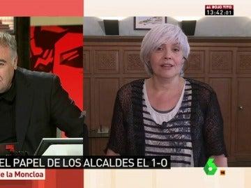 Dolors Sabater, en Al Rojo Vivo