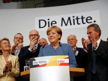 Angela Merkel gobernará en Alemania por cuarta vez