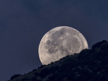 Luna llena en Mallorca (Archivo)
