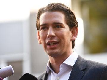 Sebastian Kurz, el líder del Partido Popular austriaco