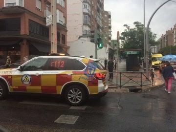 Vehículos de Emergencias de Madrid