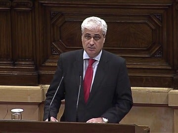 El diputado no adscrito del Parlament Germà Gordó