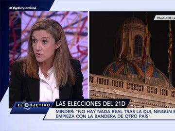 La directora del diario 'Ara', Esther Vera