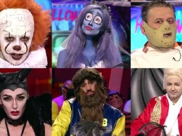 Los personajes más terroríficos de la pantalla llegan a Zapeando
