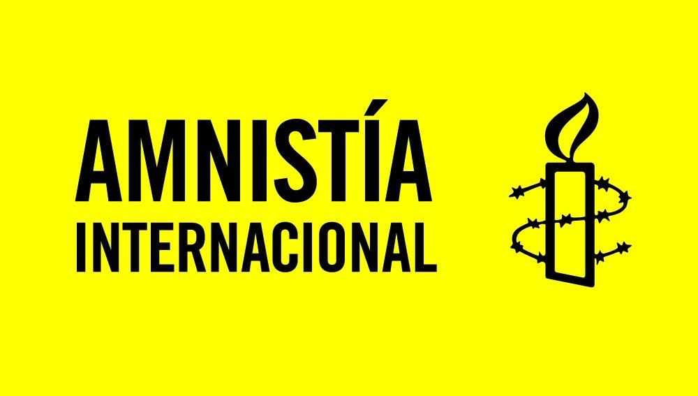 Imagen del logotipo de Amnistía Internacional