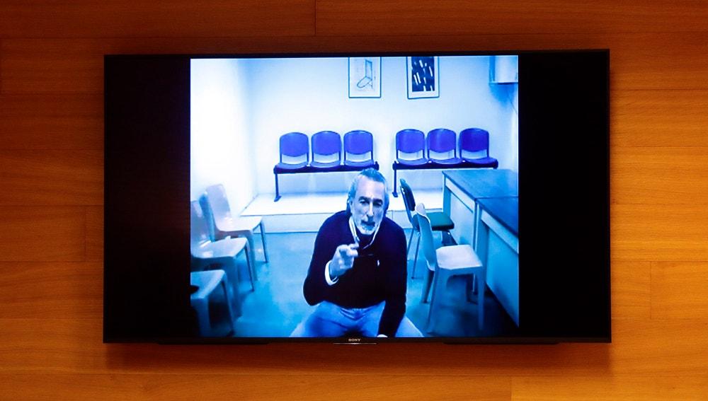 Francisco Correa declara mediante videoconferencia