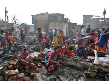 Sintechos en la India