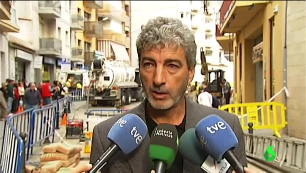 Dimite el alcalde socialista de Blanes por su desacuerdo con la aplicación del artículo 155 en Cataluña