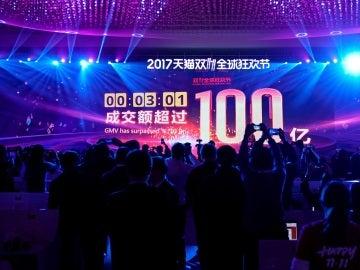 Cuenta atrás de Alibaba