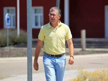 Imagen de Francisco Granados saliendo de prisión